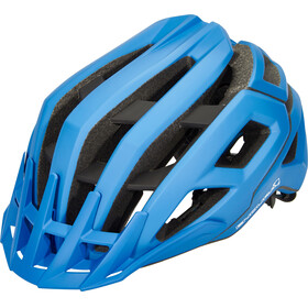 Endura Singletrack Fietshelm blauw